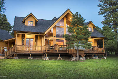 Flagstaff Single Family Home For Sale: 2578 S Old Munds Hwy