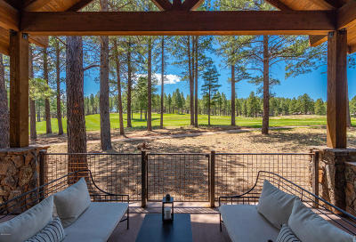 Coconino County Single Family Home For Sale: 3545 Lariat Loop