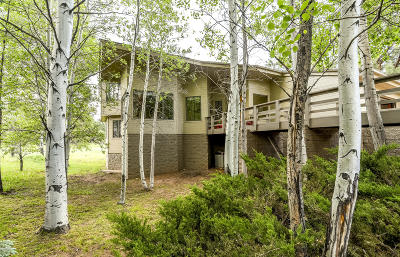 Flagstaff Single Family Home For Sale: 2650 N Sandstone Way