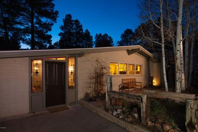 Flagstaff Single Family Home For Sale: 221 Dunnam Street