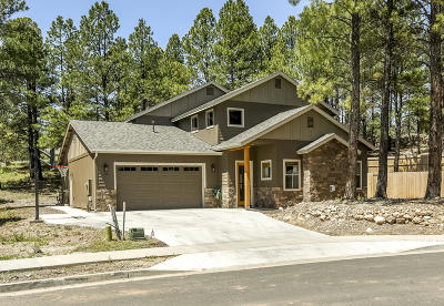 Flagstaff AZ Single Family Home For Sale: $575,000
