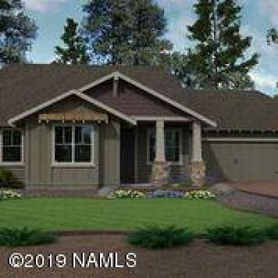Flagstaff AZ Single Family Home For Sale: $456,400