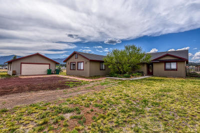 Flagstaff AZ Single Family Home Pending - Take Backup: $415,000