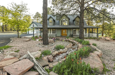Flagstaff AZ Single Family Home For Sale: $1,550,000