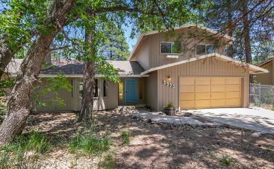Flagstaff Single Family Home For Sale: 3330 S Moore Circle