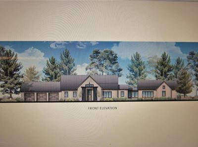 Coconino County Single Family Home For Sale: 4460 S Flagstaff Ranch Rd Road