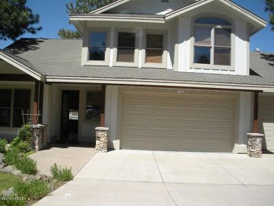 Coconino County Single Family Home For Sale: 4877 S Pyrite Road