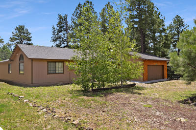 Munds Park Single Family Home Pending - Take Backup: 17325 Sequoia Drive