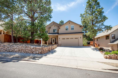 Coconino County Single Family Home For Sale: 575 W Cattle Drive Trail