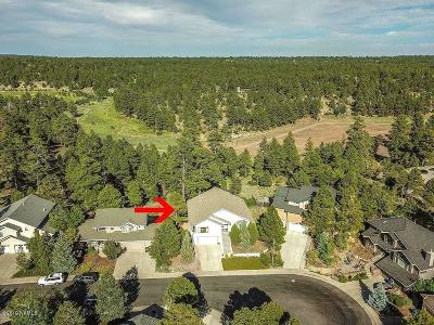 Coconino County Single Family Home For Sale: 920 N Sinagua Heights Drive