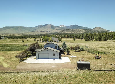 Flagstaff Single Family Home For Sale: 5775 E Girls Ranch Road