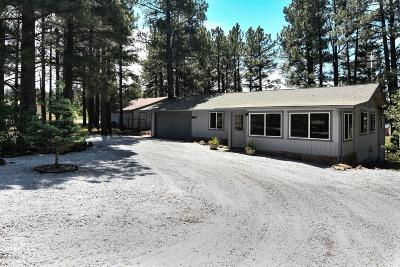 Mormon Lake Single Family Home For Sale: 826 Crestview Drive