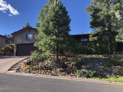 Flagstaff Single Family Home For Sale: 2731 N Sandstone Way