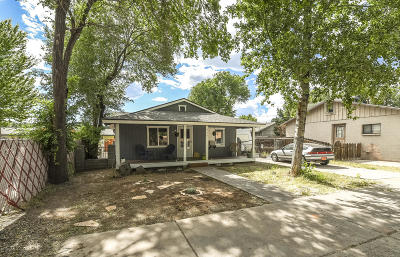 Flagstaff Single Family Home Pending - Take Backup: 2305 N 1st Street