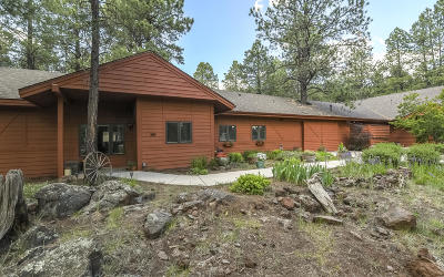 Flagstaff Single Family Home For Sale: 2640 W Kiltie Lane
