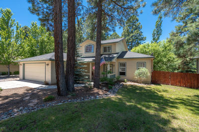 Coconino County Single Family Home For Sale: 2365 S Highland Mesa Road