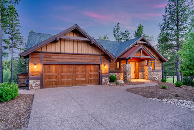 Flagstaff Single Family Home For Sale: 2733 S Birds Of Prey Court