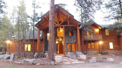 Coconino County Single Family Home For Sale: 4185 N Wildcat Trail Trail