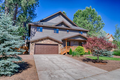 Coconino County Single Family Home For Sale: 4912 S Pyrite Road