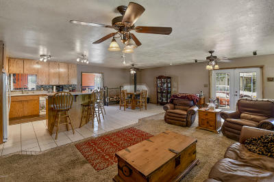 Flagstaff Single Family Home For Sale: 7917 Saturn Drive