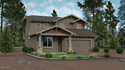 Flagstaff Single Family Home For Sale: 2809 W Alamo Drive