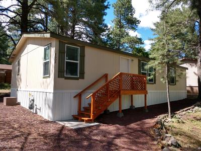 Coconino County Mobile/Manufactured For Sale: 2602 Kachina Trail