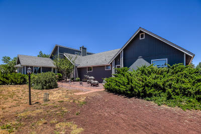 Coconino County Single Family Home For Sale: 10093 E Palomino Road