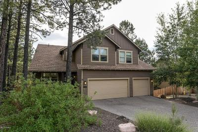 Flagstaff Single Family Home For Sale: 409 W Wulfenite Road