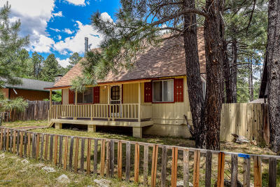 Flagstaff Single Family Home For Sale: 407 Cherokee