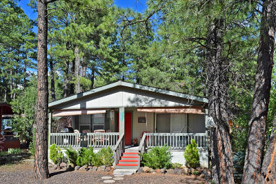 Coconino County Mobile/Manufactured For Sale: 17225 Buffalo Run