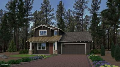 Flagstaff Single Family Home For Sale: 2728 W Windtree Drive