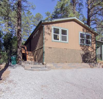 Coconino County Mobile/Manufactured For Sale: 3094 Round Rock