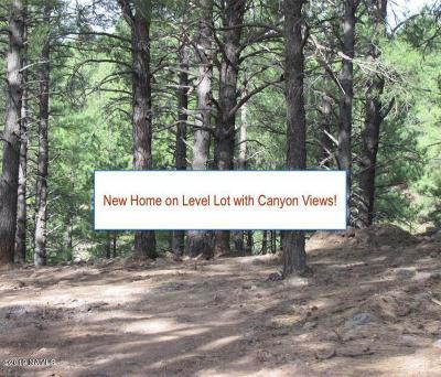 Coconino County Single Family Home For Sale: 2602 Mesa Trail
