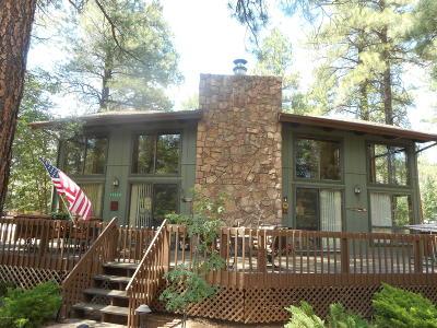 Munds Park Single Family Home For Sale: 17930 Golden Pond