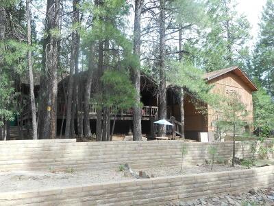 Munds Park Single Family Home For Sale: 1315 Lobo Lane