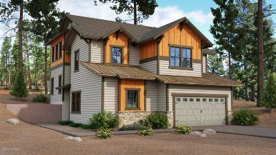 Coconino County Condo/Townhouse For Sale: 4415 W Arabian Trail