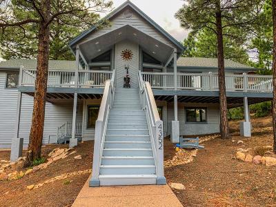 Flagstaff Single Family Home For Sale: 4352 E Coburn Drive