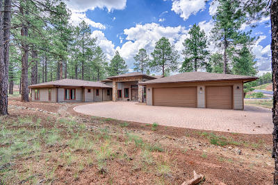 Coconino County Single Family Home For Sale: 3705 Dapple Grey