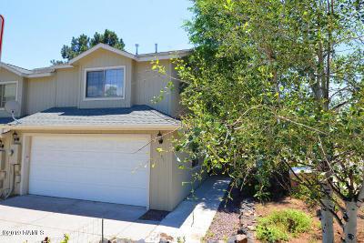 Flagstaff Condo/Townhouse For Sale: 4551 E Allison Dr Drive