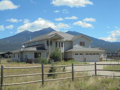 Flagstaff Single Family Home For Sale: 8344 W Mountain Shadows Drive