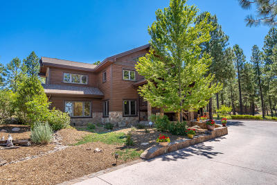 Coconino County Single Family Home For Sale: 1917 E La Cantera Court
