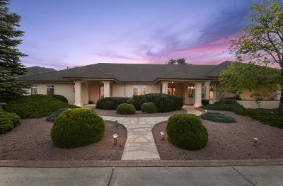 Flagstaff Single Family Home For Sale: 8260 Caballo Way