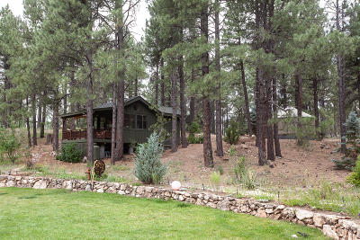 Flagstaff Single Family Home For Sale: 1753 S River Valley Road