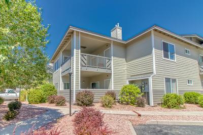 Flagstaff Condo/Townhouse For Sale: 4343 E Soliere Avenue #2075