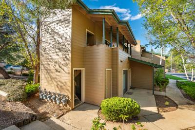 Coconino County Condo/Townhouse For Sale: 3200 S Litzler Drive #12-250