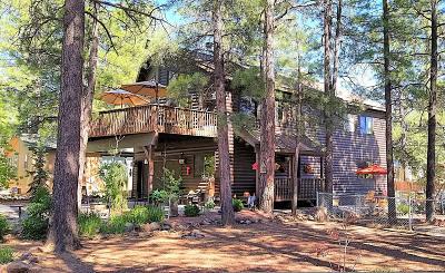 Munds Park Single Family Home For Sale: 145 E Fairlane Road