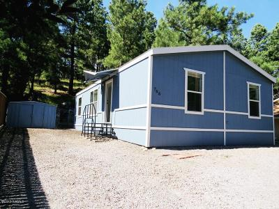 Flagstaff Mobile/Manufactured For Sale: 766 E Zuni Drive