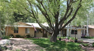 Coconino County Single Family Home For Sale: 1209 N McMillan Road