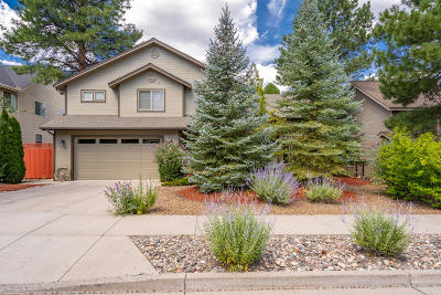 Flagstaff Single Family Home For Sale: 4981 S Topaz Road