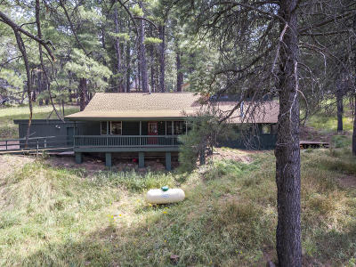 Coconino County Single Family Home For Sale: 3278 Toho Trail